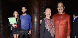 Businessman Subrata Roy Throws Dinner Bash for Hazel and Yuvraj Singh!