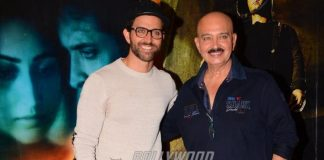 Hrithik Roshan and Rakesh Roshan excited to promote Kaabil