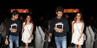 Hrithik Roshan – Sussanne Khan share good vibes at the star's b'day bash