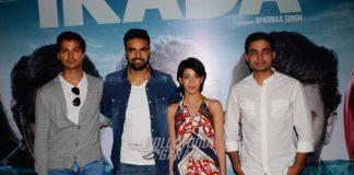 Arshad Warsi, Naseeruddin Shah and others launch Irada trailer video