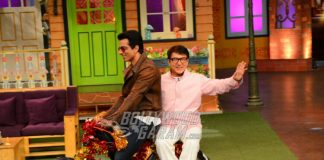 Jackie Chan on Sets of The Kapil Sharma Show – Full Gallery!