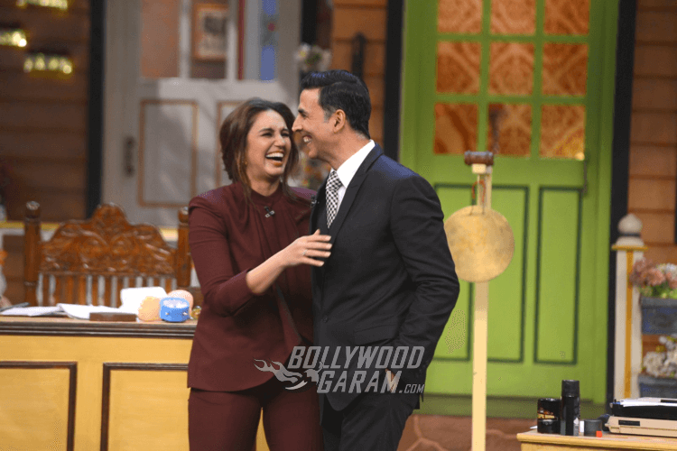 Jolly LLB 2 Cast Spotted on The Kapil Sharma Show for Promotion