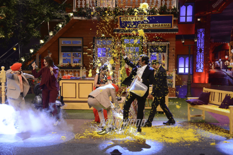 Jolly-LLB-2-Kapil-Sharma-Show-Promotions-20