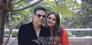 Akshay Kumar and Huma Qureshi  promote Jolly LLB 2