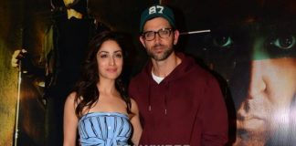 Hrithik Roshan and Yami Gautam stun at Kaabil promotions