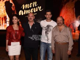 Hrithik Roshan and Yami Gautam Launch Mon Amour song from Kaabil