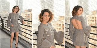 Check Out Pictures From Kangana Ranaut's Photoshoot Today!