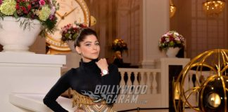 Kanika Kapoor visits IWC booth at Da Vinci Novelties launch event at Geneva