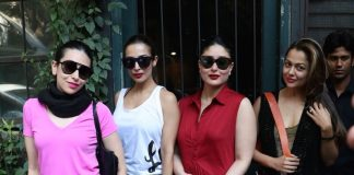 Kareena Kapoor Snapped Catching up with Close Friends – Gallery