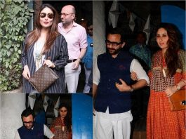 Spotted! Saif and Kareena Spend Quality Time Together (Photos)