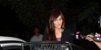 Gorgeous Kriti Sanon Snapped in Juhu Last Night – Photos