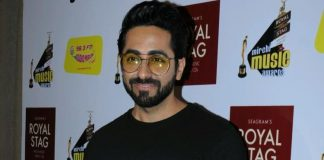 Ayushmann Khurrana at Mirchi Music Awards selection meeting 2017