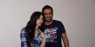 Sanjay Suri and Suzanna Mukherjee promote Mona Darling