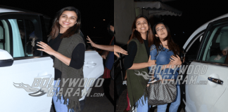 Snapped – Parineeti Chopra at Salt Water Cafe, Bandra!