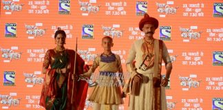 Sony TV launches new show Peshwa Bajirao