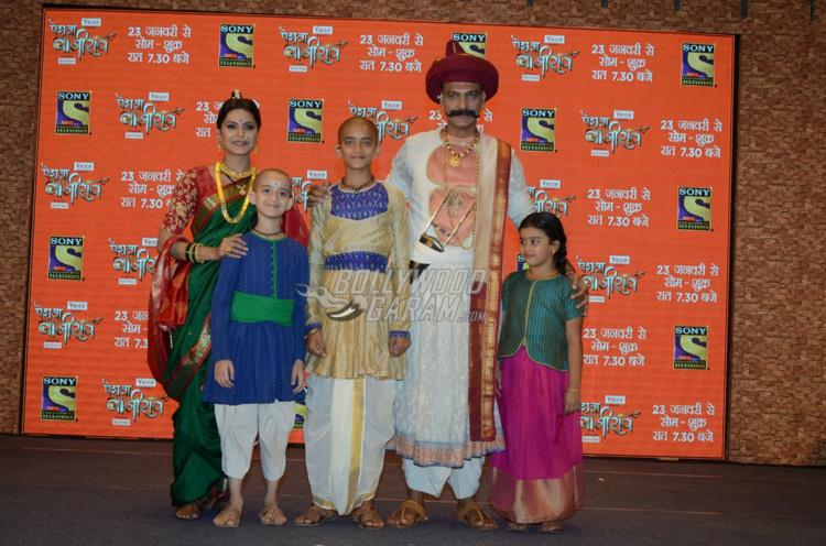 Peshwa Bajirao Launch event
