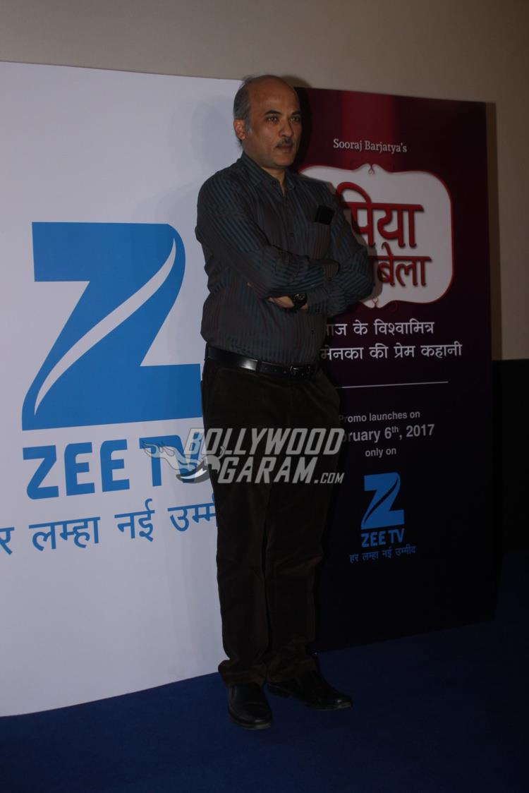Sooraj Barjatya at launch event of Piya Albela