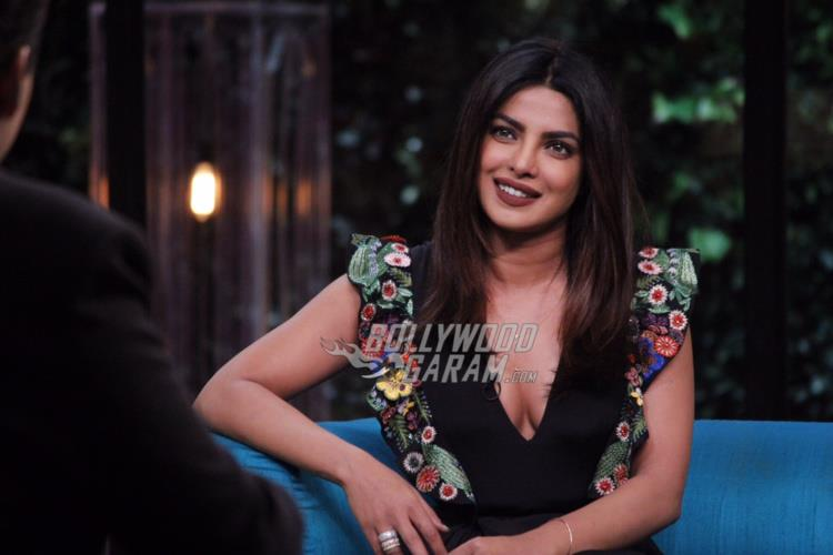 Priyanka Chopra on Koffee With Karan