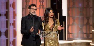 Priyanka Chopra Looks Dazzling on the 2017 Golden Globes Red Carpet!