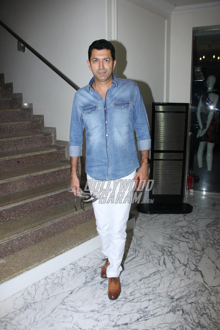 Kunal Kohli at Raees special screening