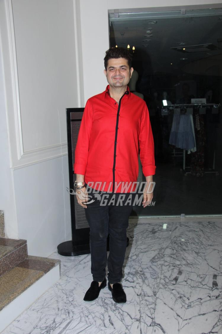 Dabboo Ratnani at Raees special screening