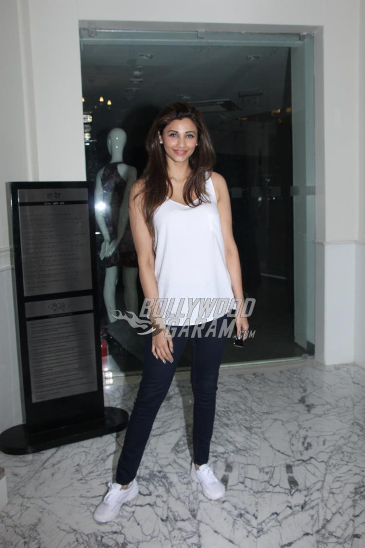 Daisy Shah at Raees special screening