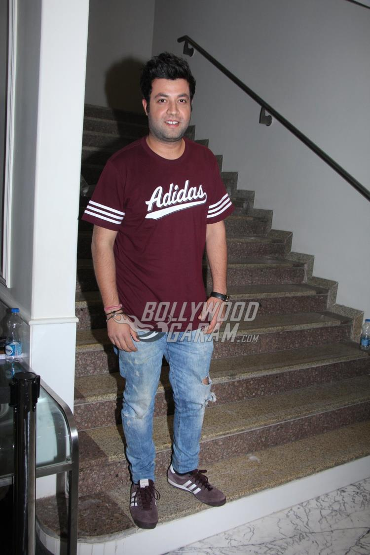 Varun Sharma at Raees special screening