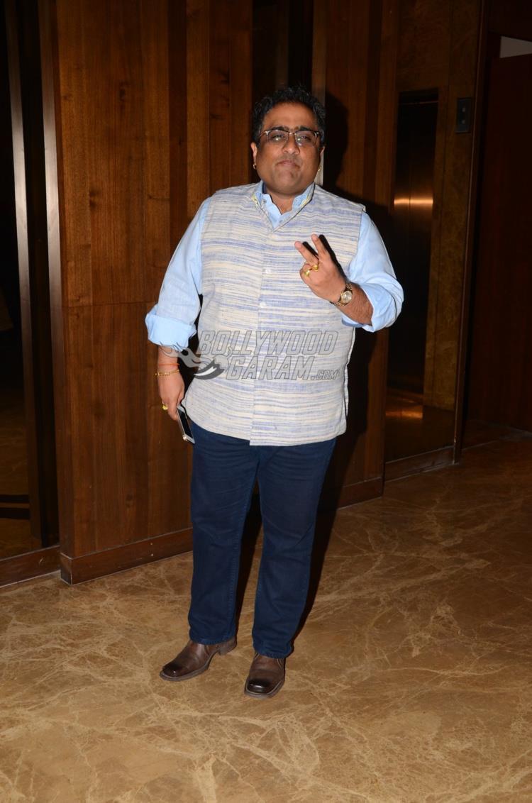 Ramesh taurani bday2