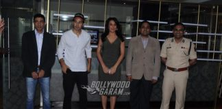 Dino Morea and Pooja Bedi support Street Smart Street Safe road safety campaign
