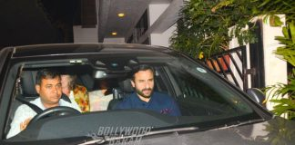 Saif Ali Khan and Kareena Kapoor Visit Shammi Kapoor – Photos