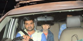 Salman Khan hosts party for his little new co-star of Tubelight