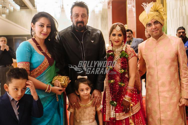 Sanjay dutt wedding1