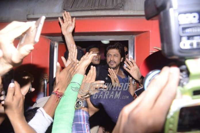 Shahrukh Train7