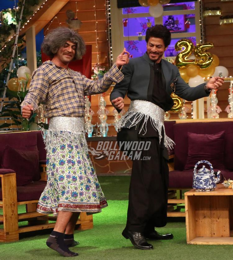 Shahrukh kapil sharma1