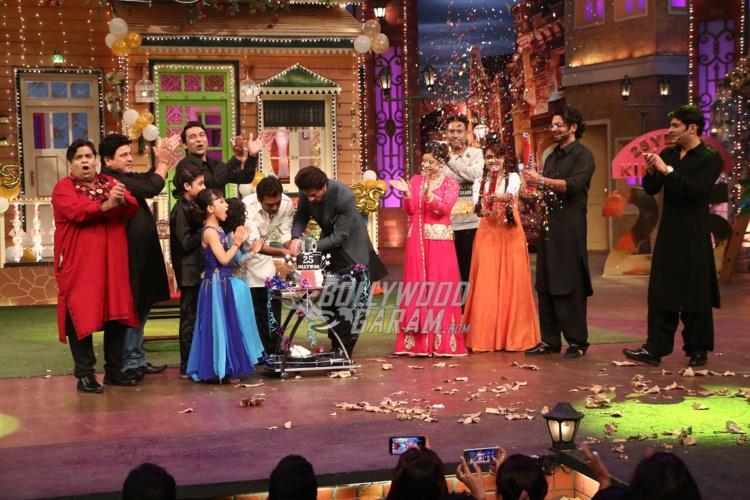 Shahrukh kapil sharma10