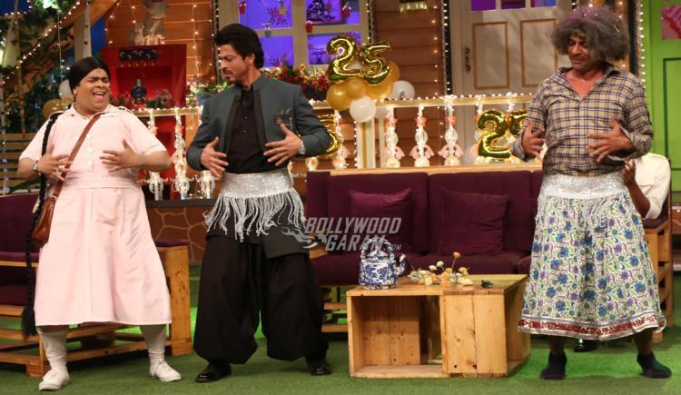 Shahrukh kapil sharma2