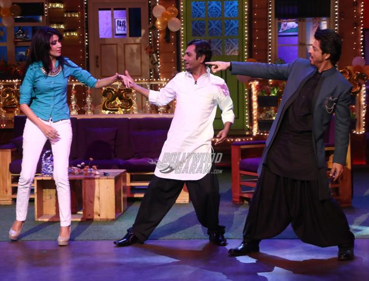 Shahrukh kapil sharma3