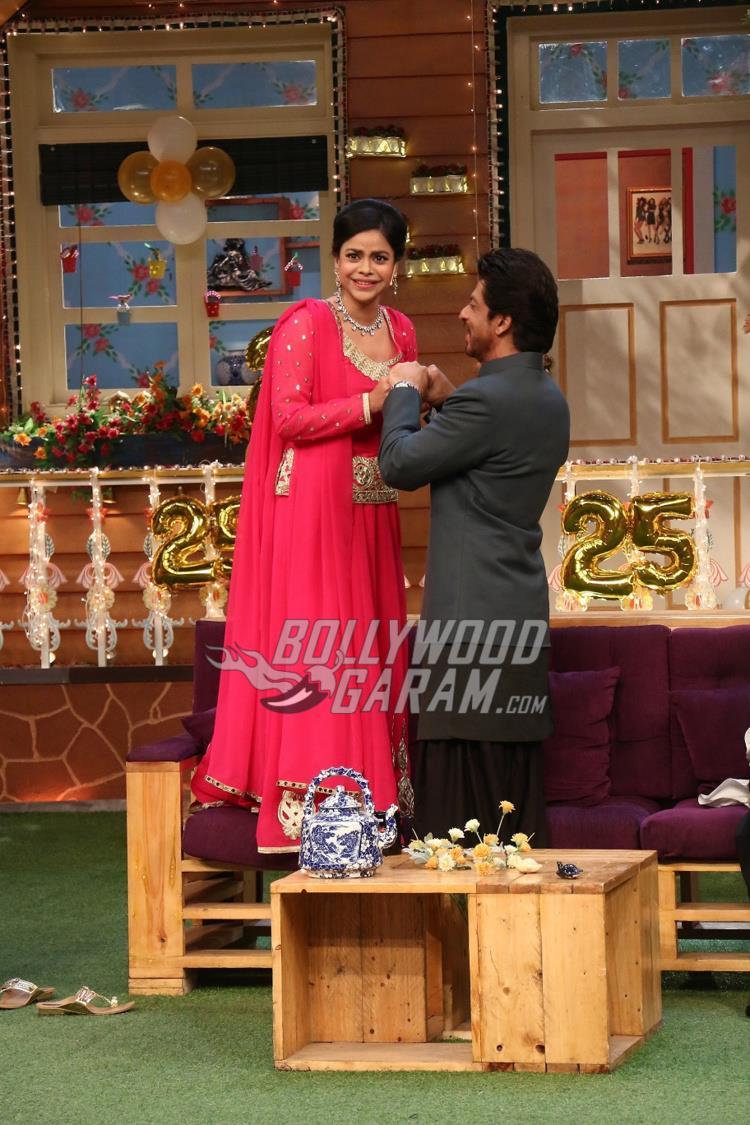 Shahrukh kapil sharma4