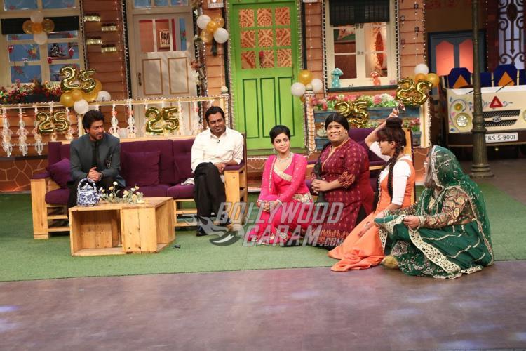 Shahrukh kapil sharma5