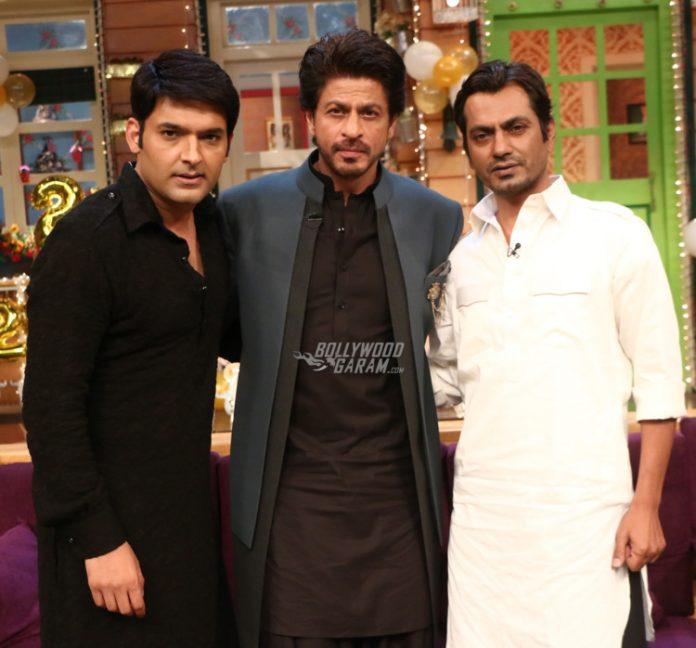 Shahrukh kapil sharma8