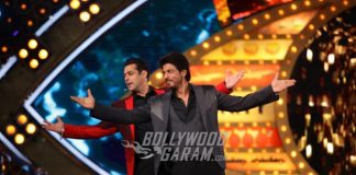Shahrukh Khan promotes Raees with Salman Khan on Bigg Boss 10