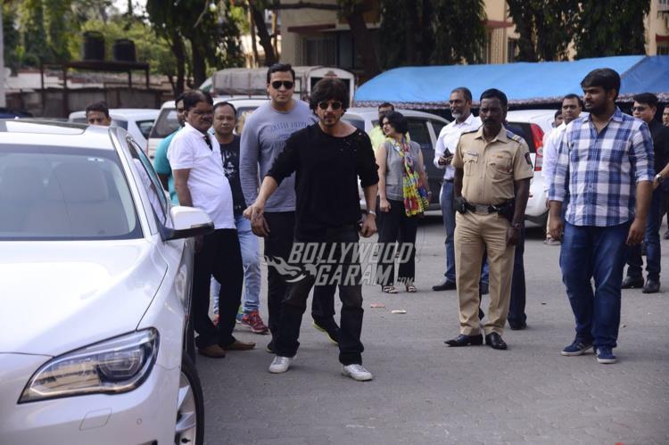 Shahrukh raees mehboob1