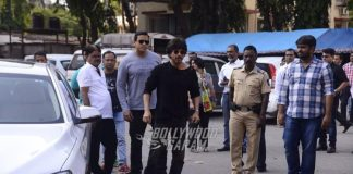 Shahrukh Khan pumps up Raees promotions