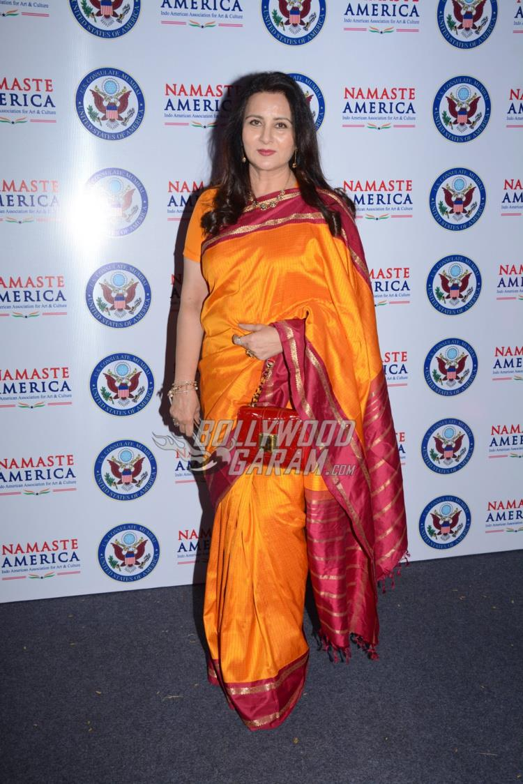 Poonam Dhillon at Namaste America event