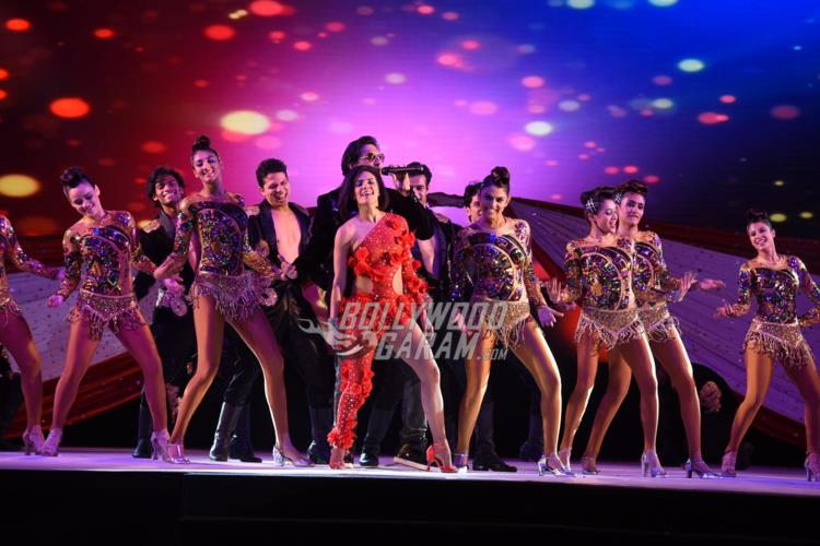 Shiamak Davar performs at Namaste America event