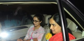 Shraddha Kapoor spends quality time with mother Shivangi Kapoor