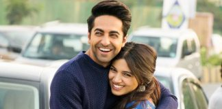 Ayushmann Khurrana and Bhumi Pednekar ready to spread love again