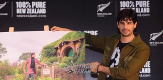 Sidharth Malhotra launches video of Tourism New Zealand