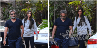 Sonam Kapoor snapped with Director R. Balki – Gallery