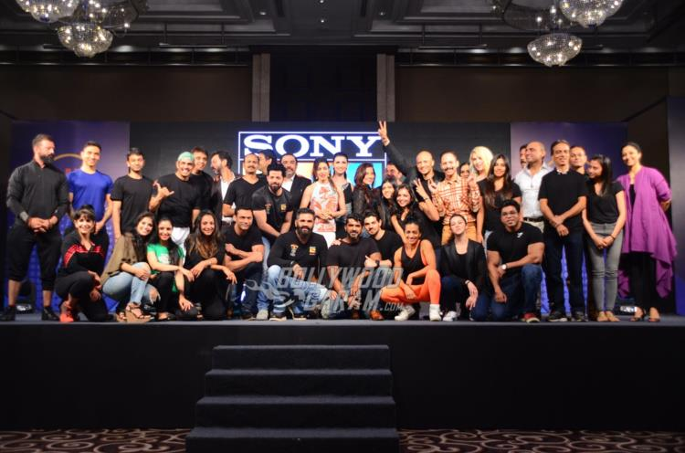 Sony Liv Fitness event